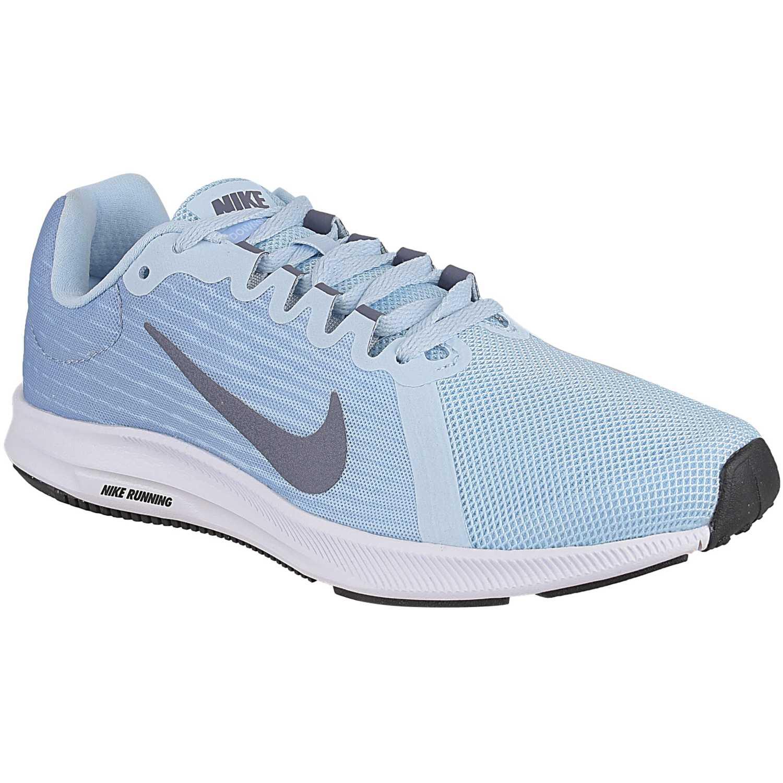Nike wmns nike downshifter 8 Celeste plomo |