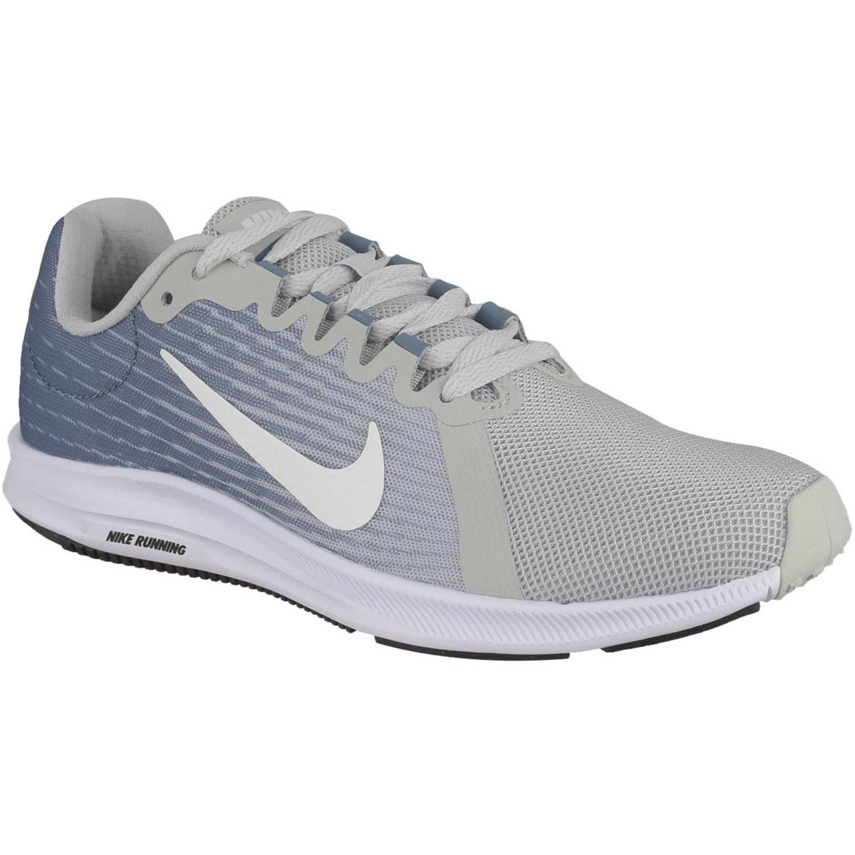 b4e91dac Zapatilla de Mujer Nike Celeste / gris wmns nike downshifter 8 ...