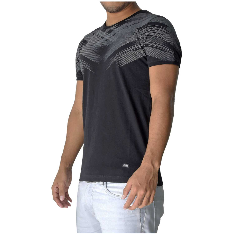 ROCK & RELIGION corluca Negro Camisetas y Polos Deportivos
