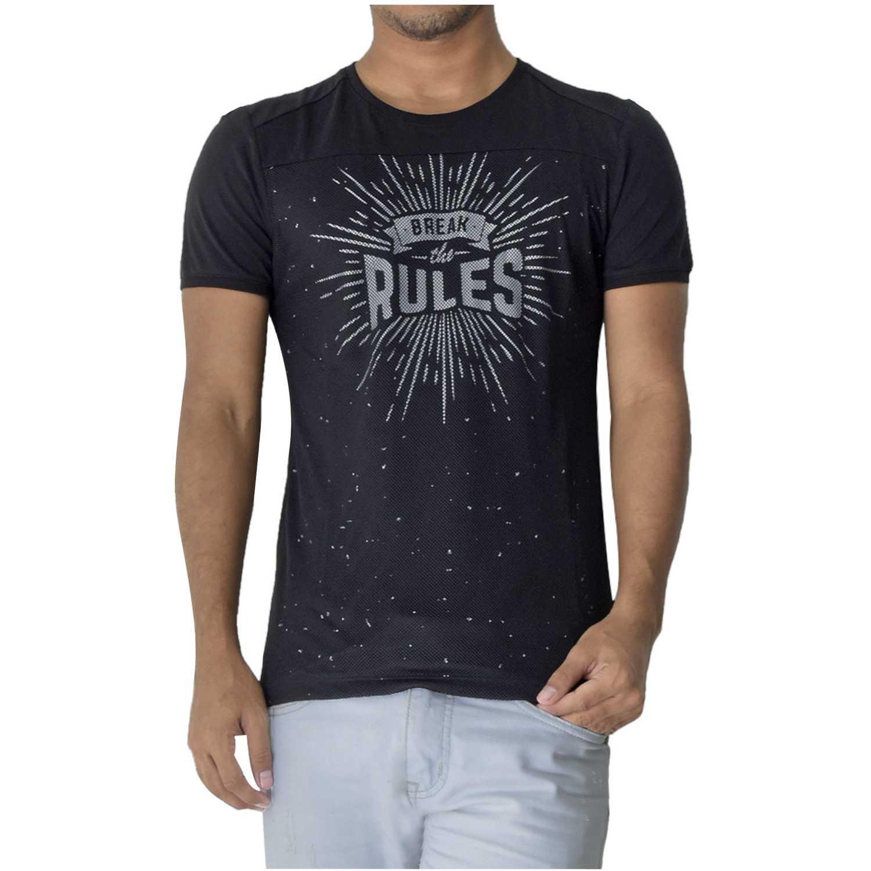 ROCK & RELIGION toure Negro Camisetas y Polos Deportivos