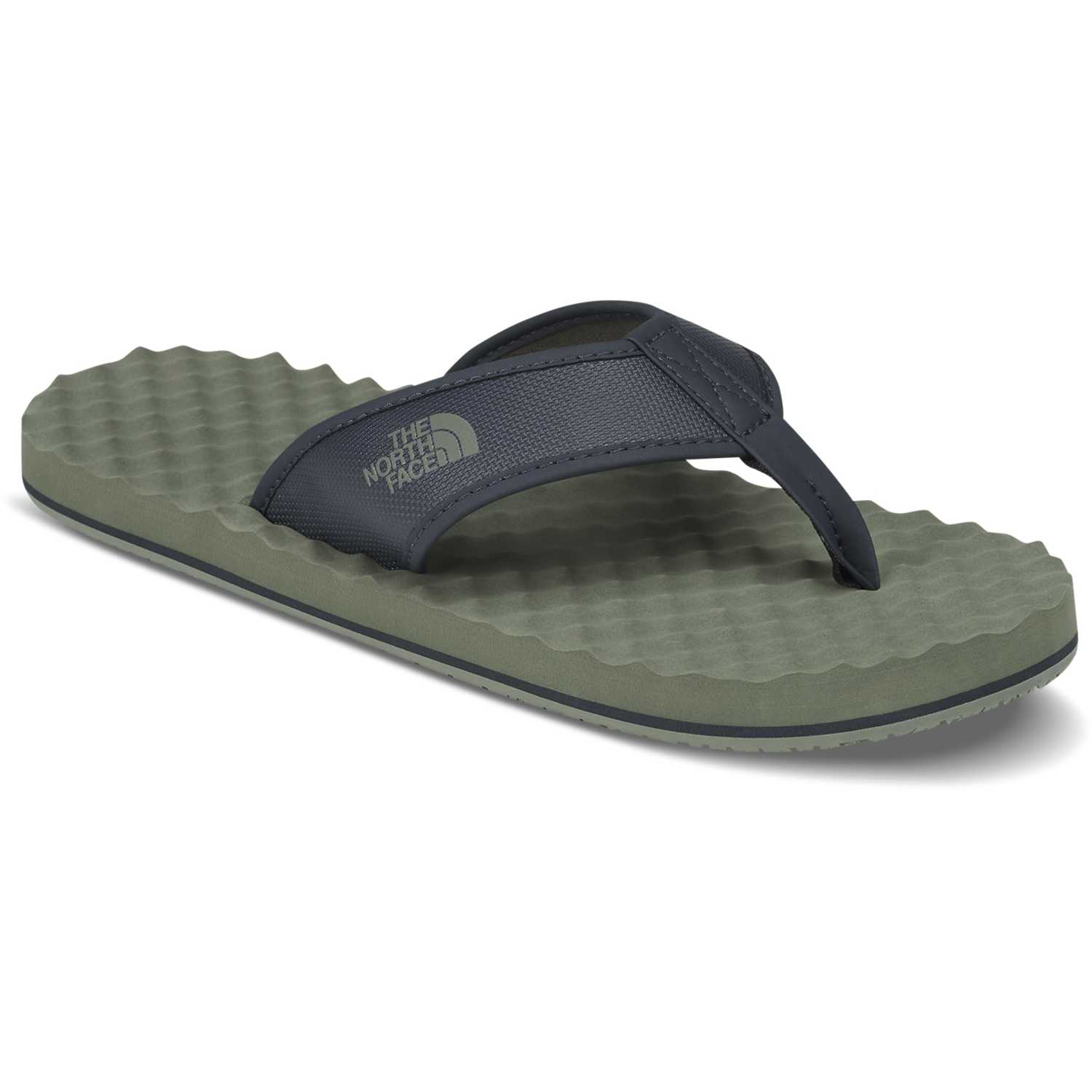 Billeteras de Mujer The North Face Verde / plomo m base camp flip-flop