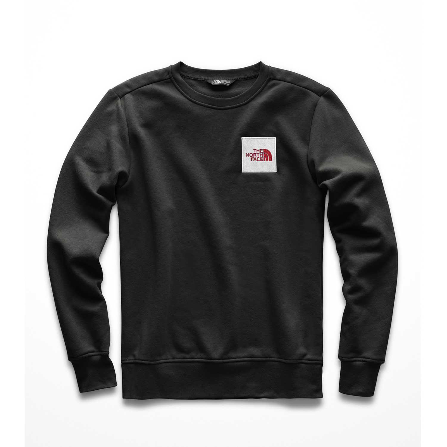 The North Face m novelty box pullover crew Negro Pullovers