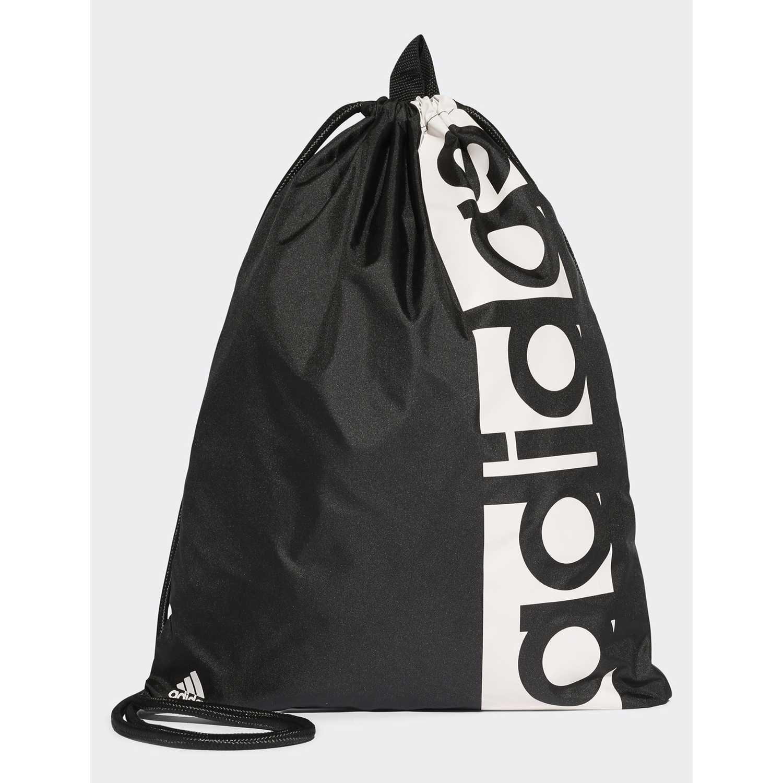 Adidas lin per gb Negro bolsos de lazo