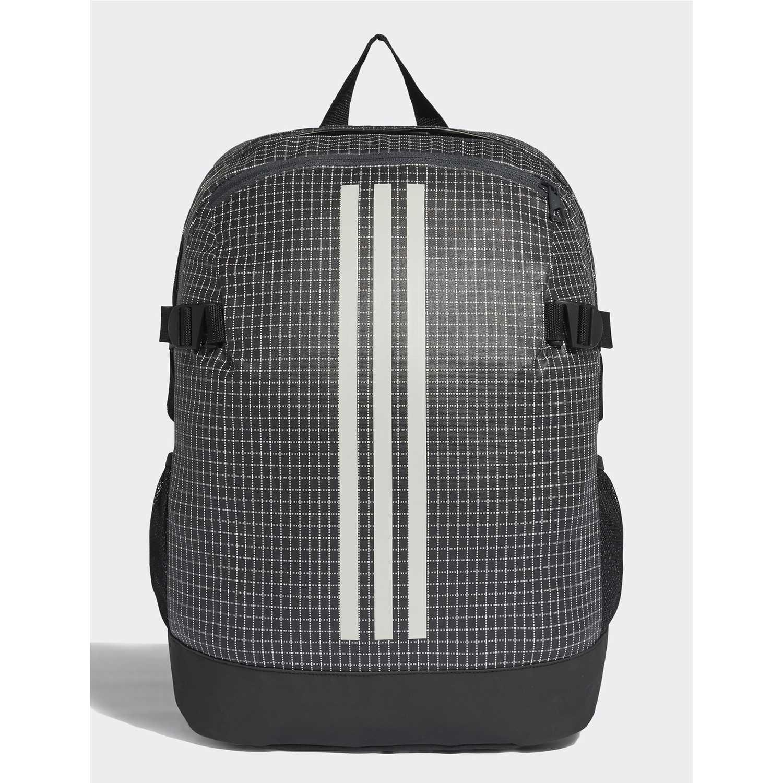 Adidas power bp fabric Gris Mochilas Multipropósitos