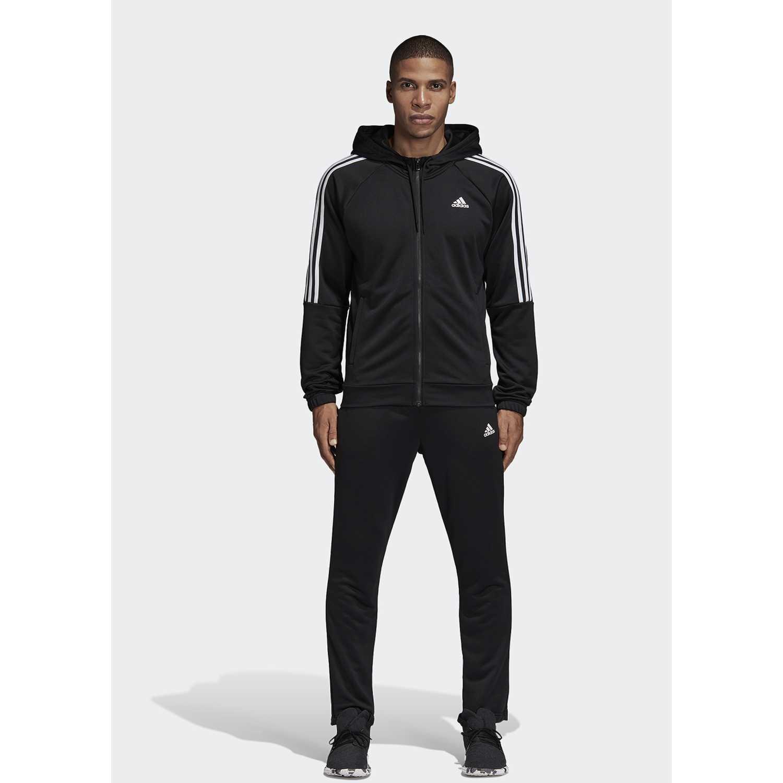 Buzo de Hombre Adidas Negro re-focus ts
