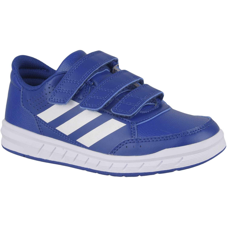 Deportivo de Jovencito Adidas Azul altasport cf k