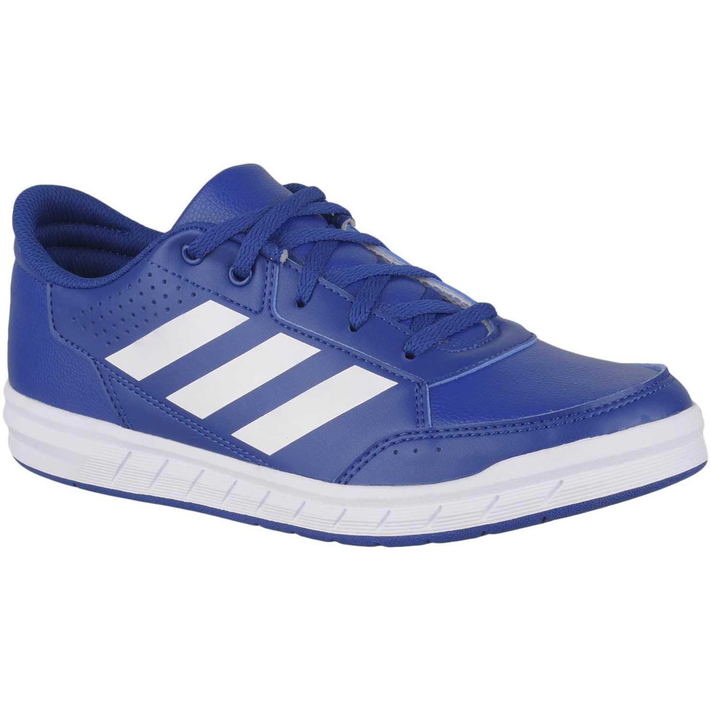 Deportivo de Jovencito Adidas Azulino altasport k