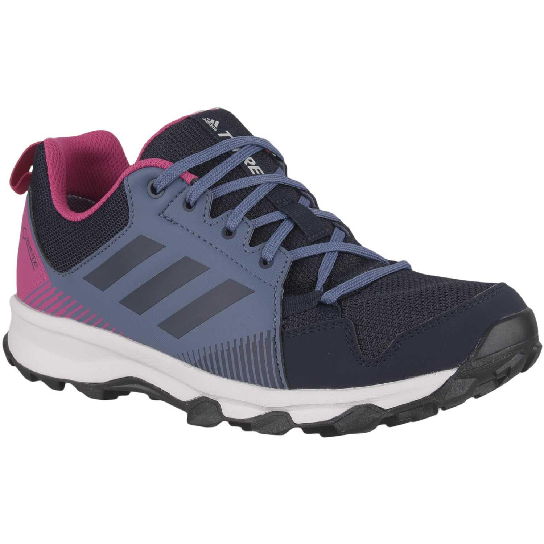 Adidas terrex tracerocker gtx w Negro / fucsia Trail Running