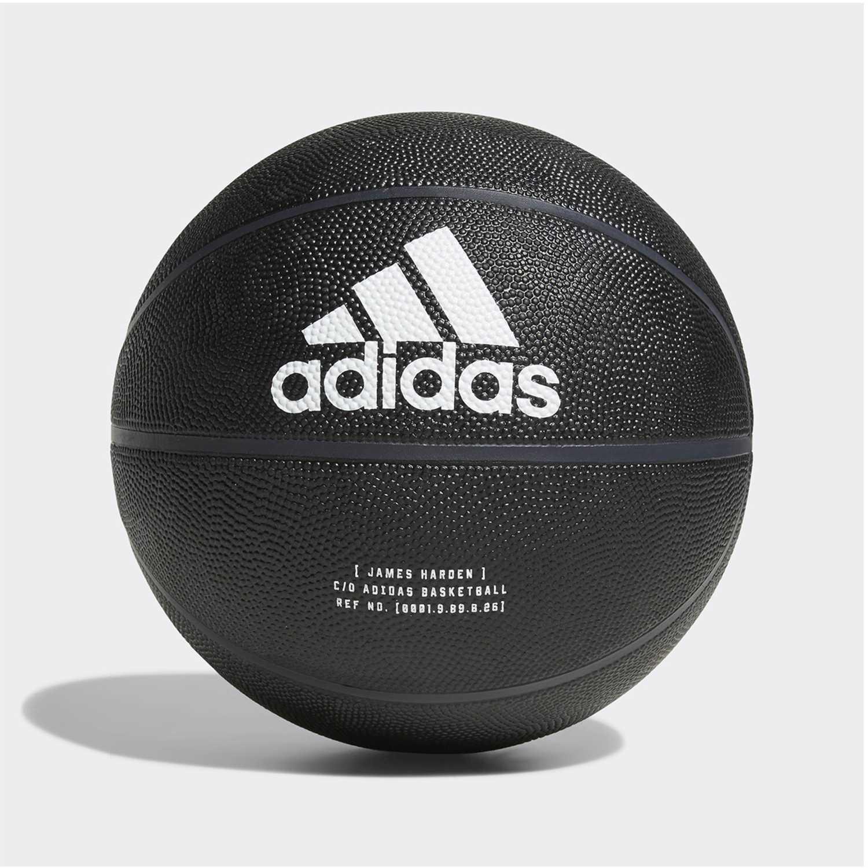 Pelota de Hombre Adidas Negro harden sig ball