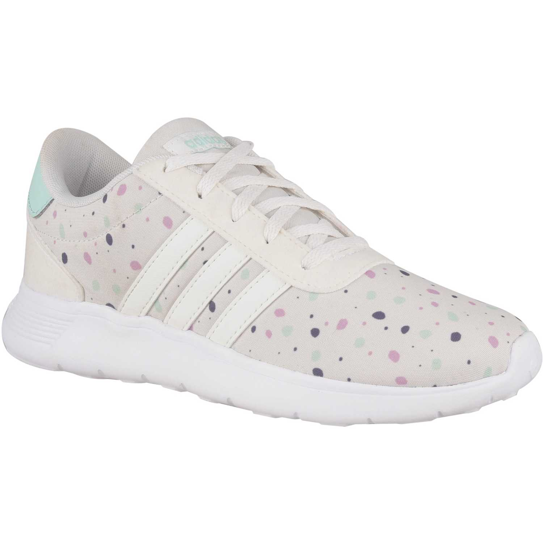Adidas lite racer k Blanco Muchachos