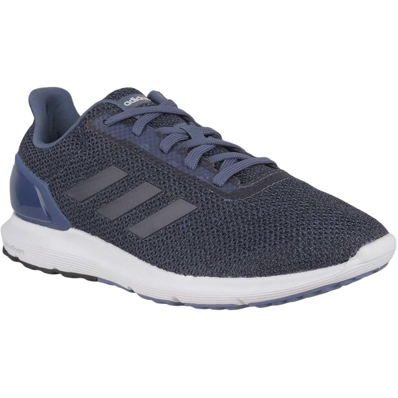 Azul en cosmic pista 2 Adidas Running TJul3cFK1