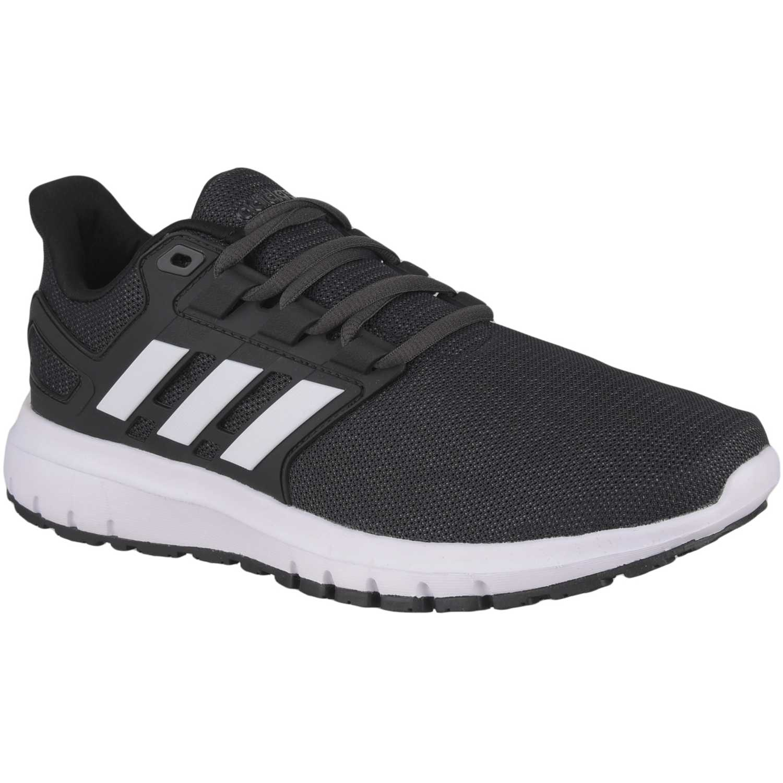 Adidas energy cloud 2 Negro Running en pista