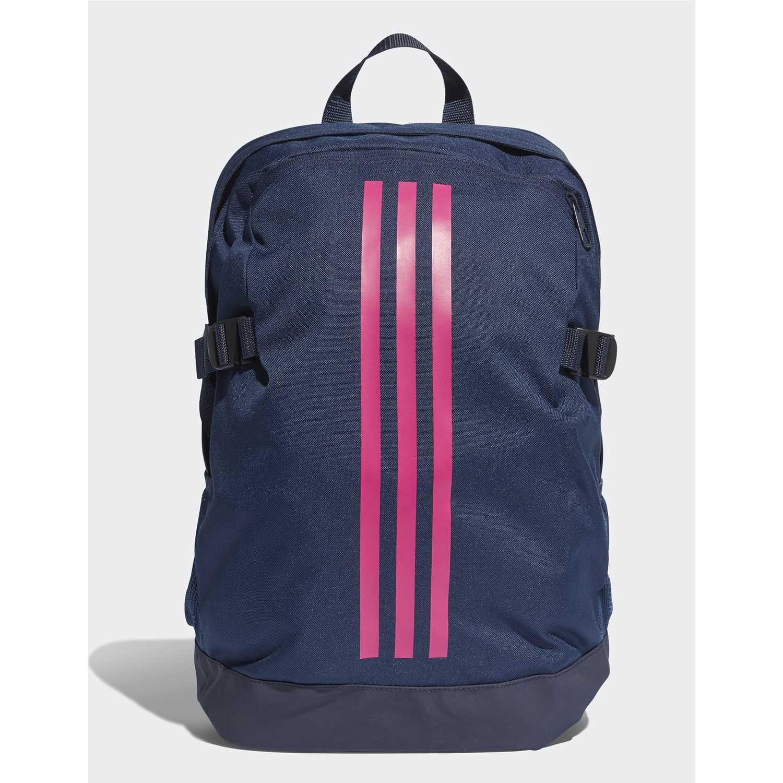 Adidas bp power iv m Azul / rosado Mochilas Multipropósitos
