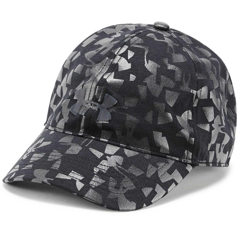 Gorro de Mujer Under Armour Negro /gris ua printed renegade cap