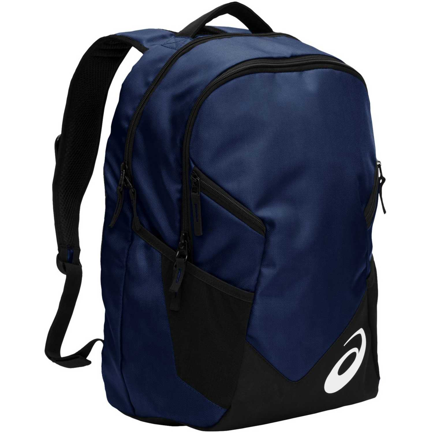 Asics Tm Edge Ii Backpack Azul / negro Mochilas multipropósitos