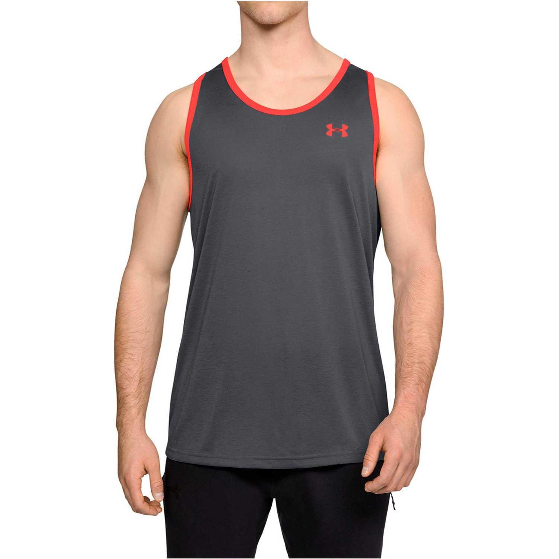 Crónica vendaje me quejo  Under Armour Ua Threadborne Tank Plomo Camisetas y polos deportivos |  platanitos.com