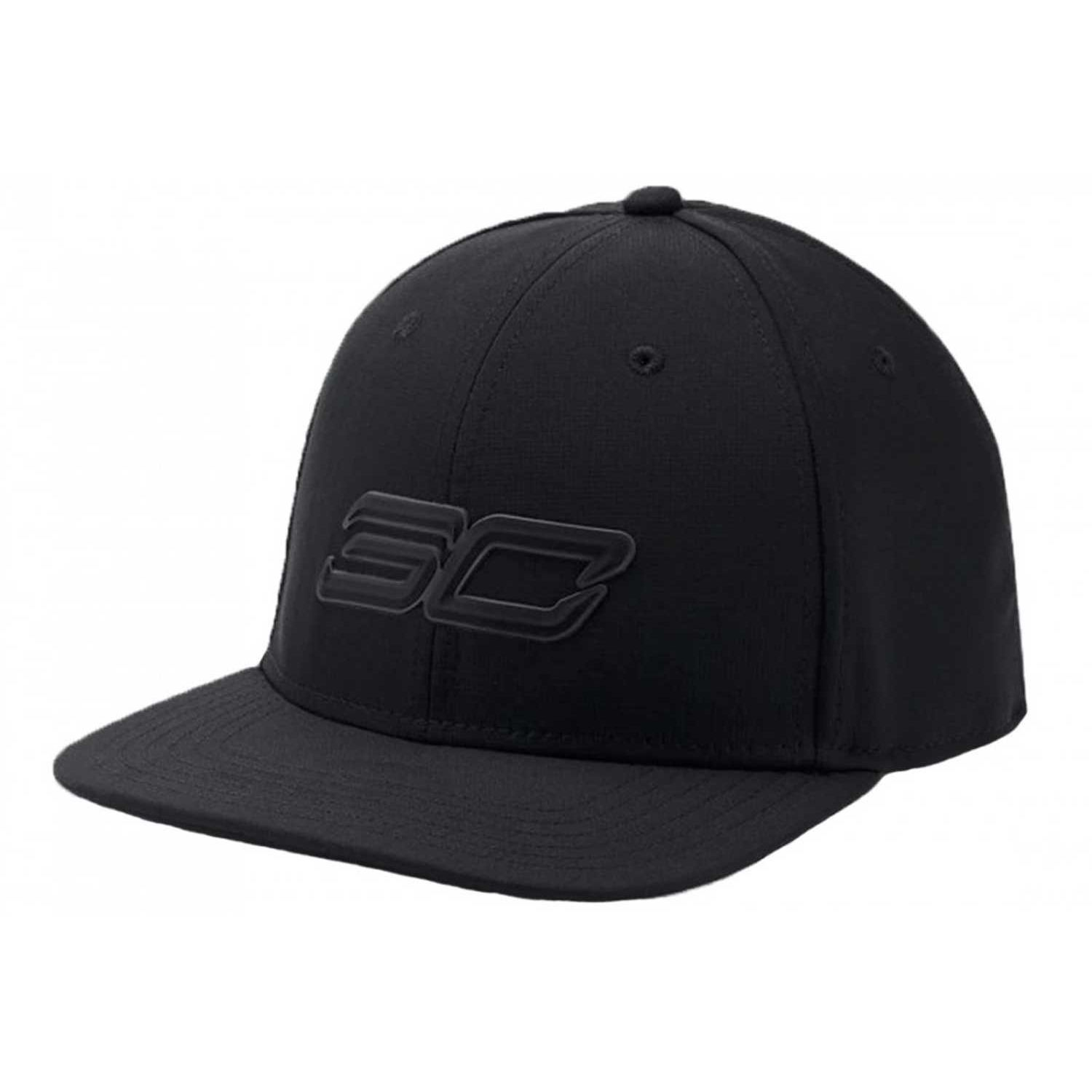 Gorros de Hombre Under Armour Negro men's sc30 core 2.0 cap-blk