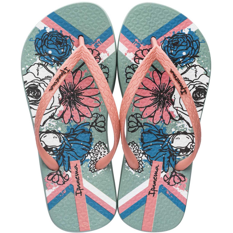 Ipanema everyday Verde / Rosa Flip-Flops