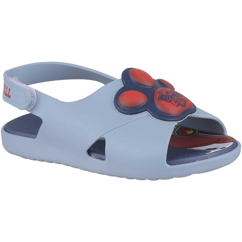 Paw Patrol Sandal Bb Azul / rojo Sandalias