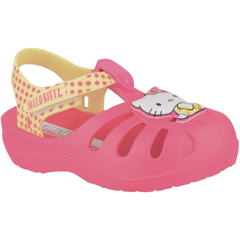 Hello Kitty summer sandalia baby Rosado Sandalias