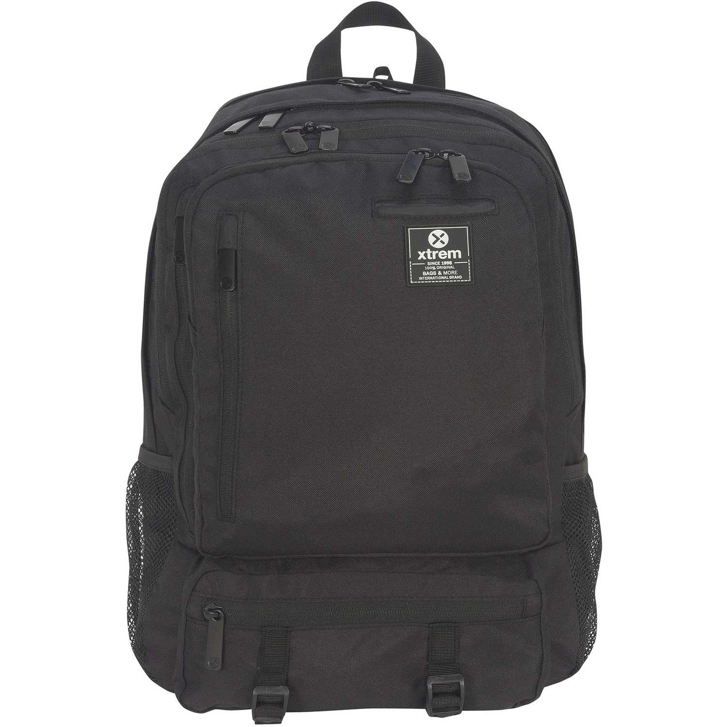 Mochila de Niño Xtrem Negro backpack black journey 802