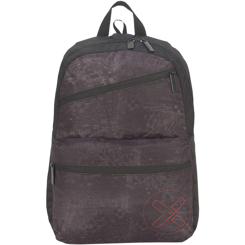 Xtrem backpack fragment academy 818 Negro / vino mochilas