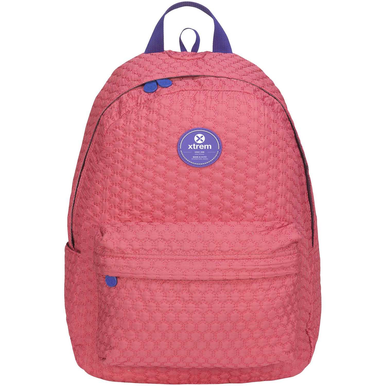 Mochila de Niña Xtrem Coral backpack quilt love bondy 810