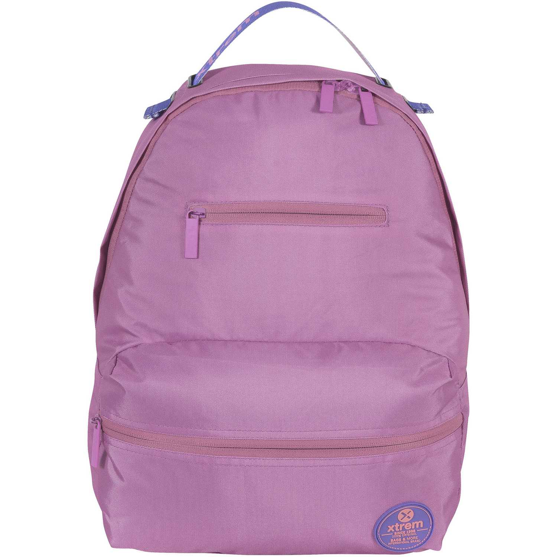 Mochilas de Niña Xtrem Rosado backpack fuchsia paris 821