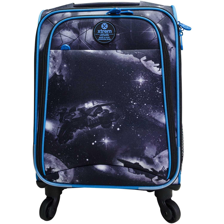 Xtrem Spinner Spaceship S-Cool Spinner 834 Azul Maletas para niñas y niños