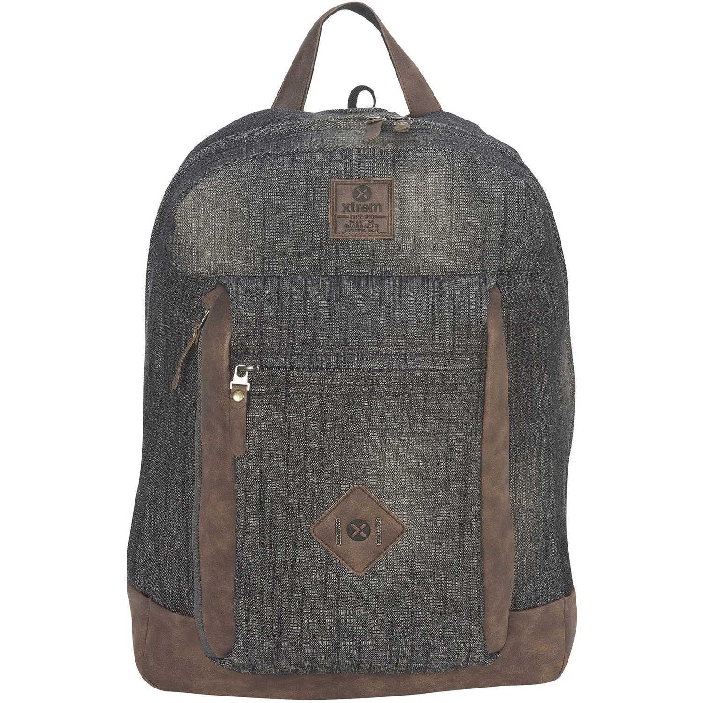 Mochila de Niño Xtrem Plomo backpack denim black force 806
