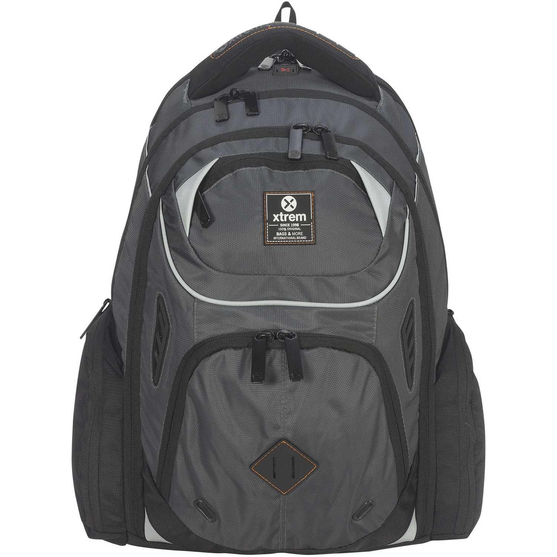 Mochila de Niño Xtrem Gris backpack grey giga 801