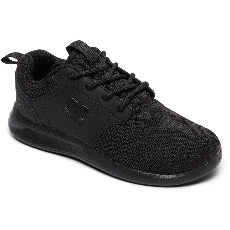 17e62787 Casual de Jovencita DC Negro midway sn b shoe bb2 | platanitos.com
