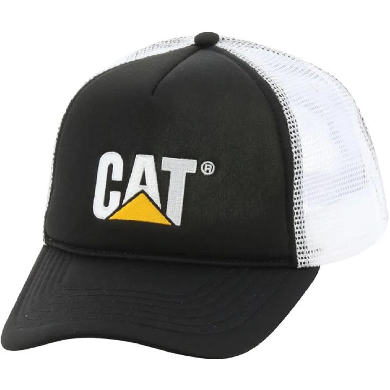 CAT Contrast Cat Hat Blanco / negro Gorros de Baseball