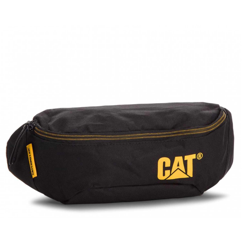 Canguros de Hombre CAT Negro waist bag