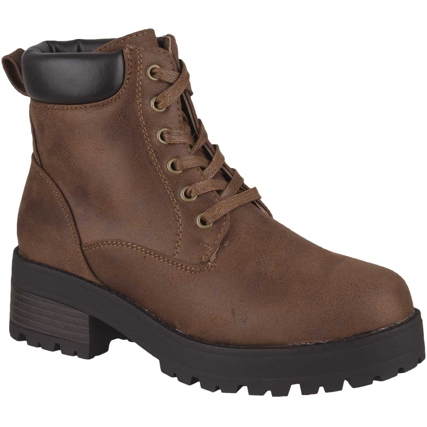 Platanitos Bt 0705 Marron Botines