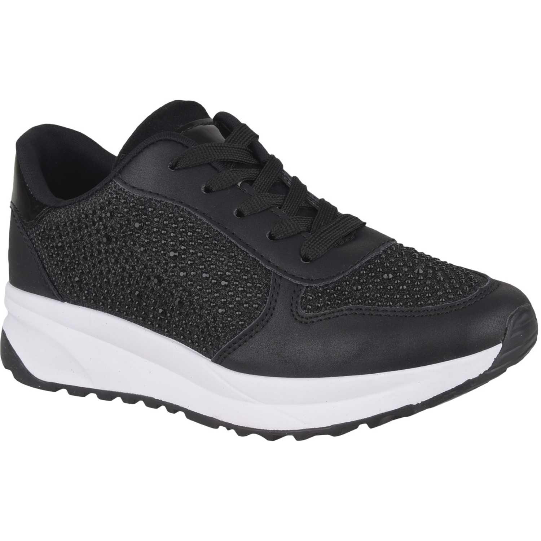 Zapatillas de Mujer Just4u Negro z bo01