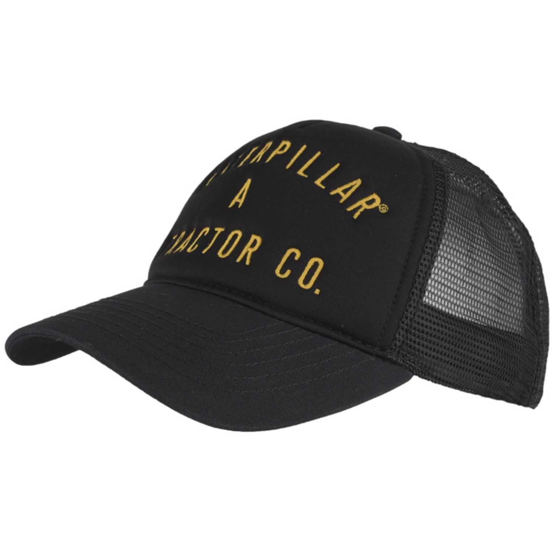 Gorros de Niña CAT Negro station hat