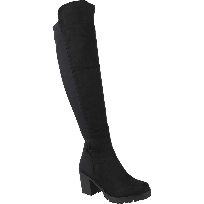 Botas de Mujer Platanitos Negro bp 4535