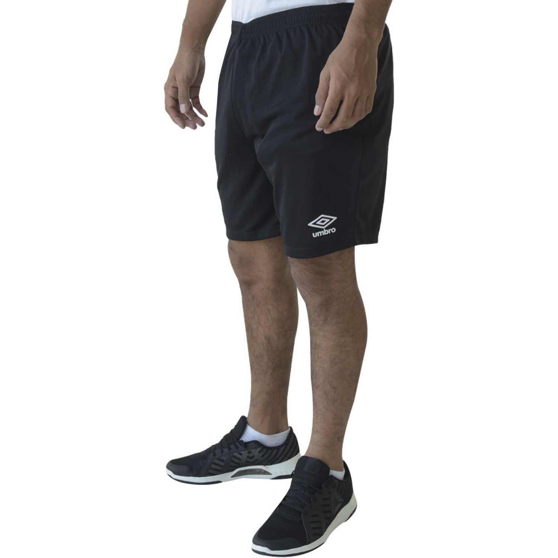 Umbro club short Negro Shorts Deportivos
