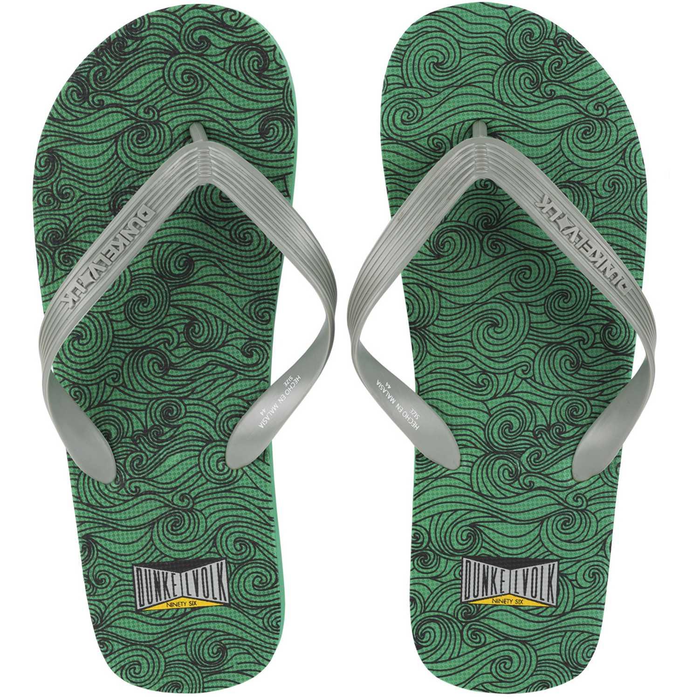 Sandalia de Hombre Dunkelvolk Verde laggon