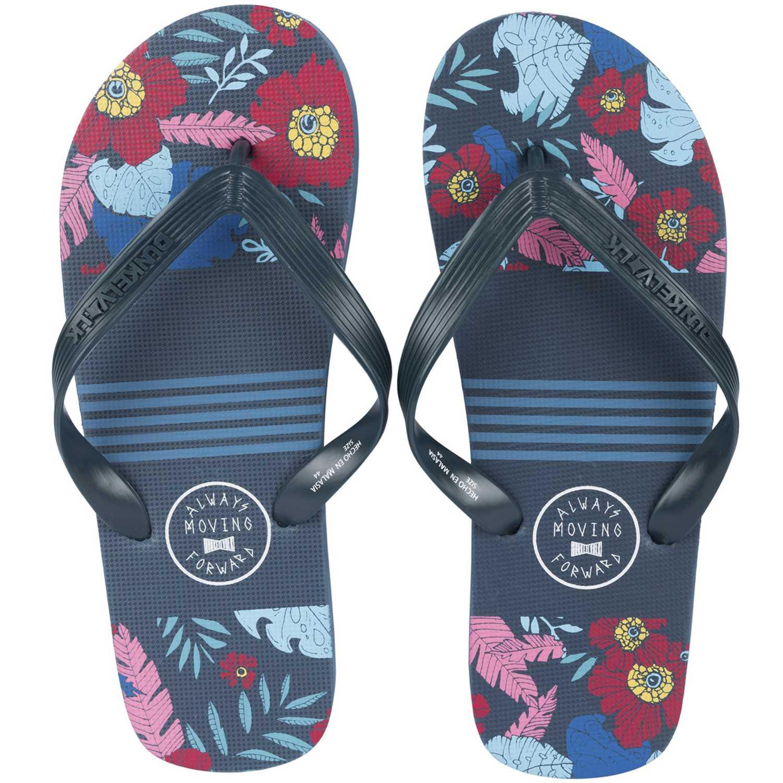 Dunkelvolk groot Azul Sandalias deportivas y slides