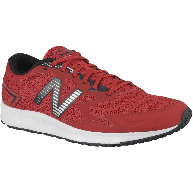 New Balance flash Rojo Trail Running