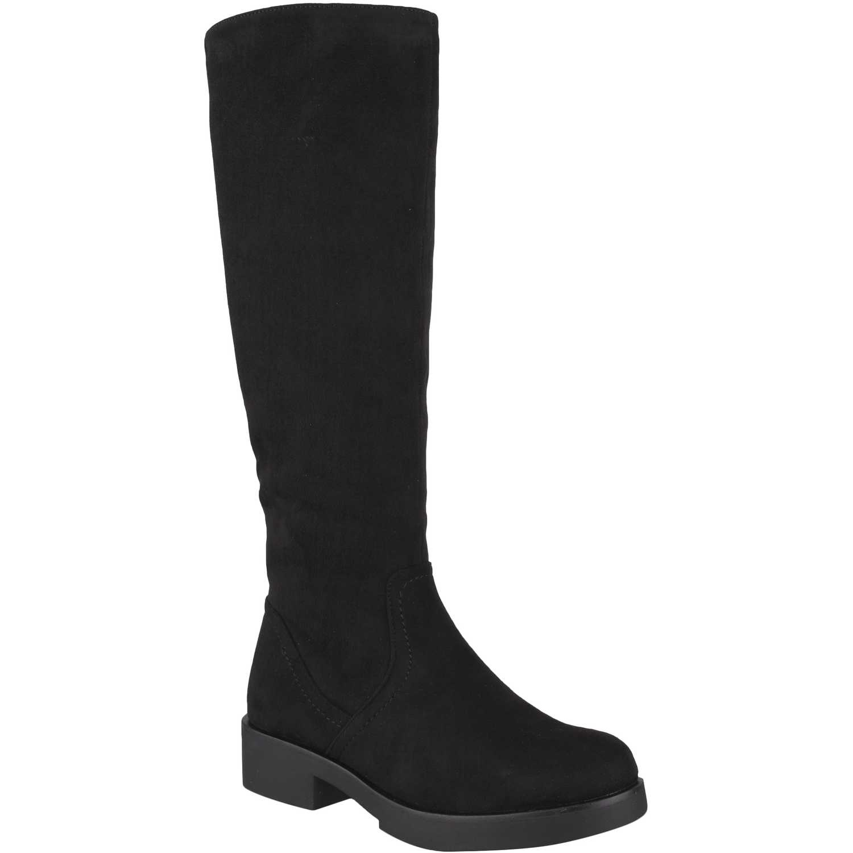 Botas de Mujer Platanitos Negro b 1125