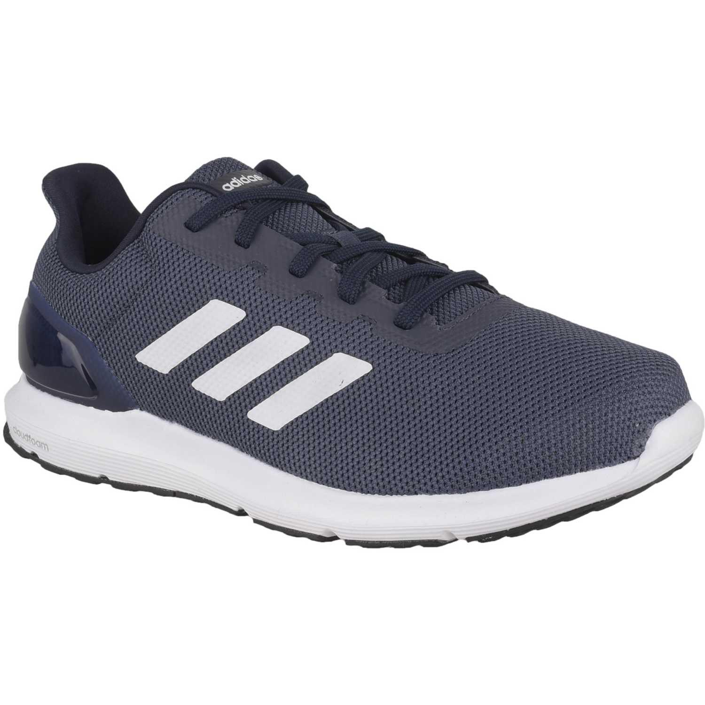 Adidas COSMIC 2 Azul Running en pista