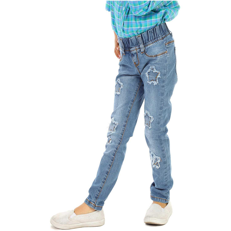 Pantalón de Niña COTTONS JEANS Celeste clarita