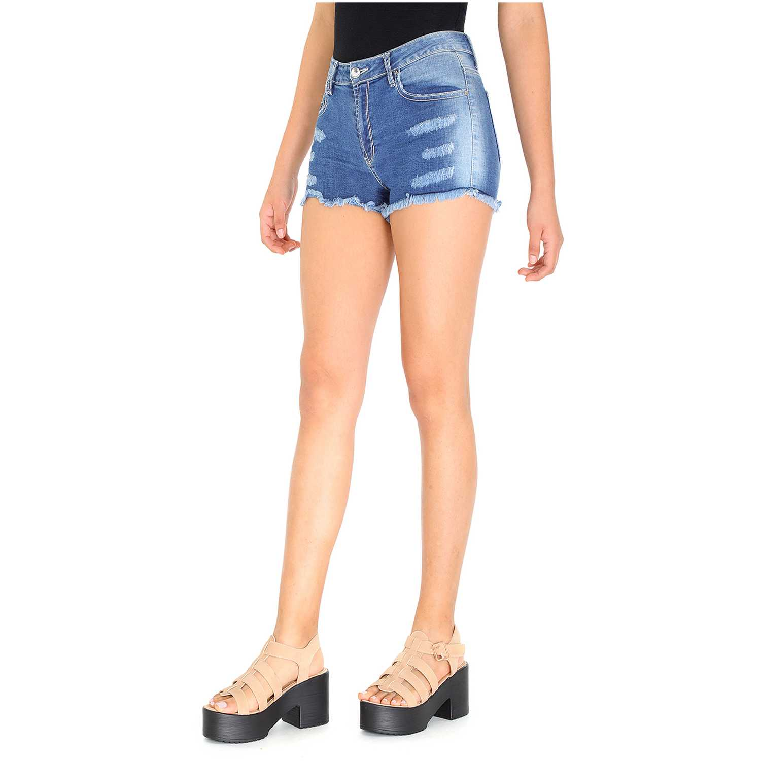 COTTONS JEANS fanny Azul Casual