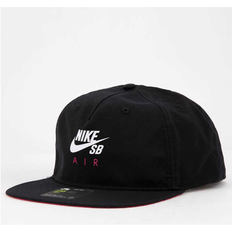 Nike u nk pro cap air Negro Gorros de Baseball