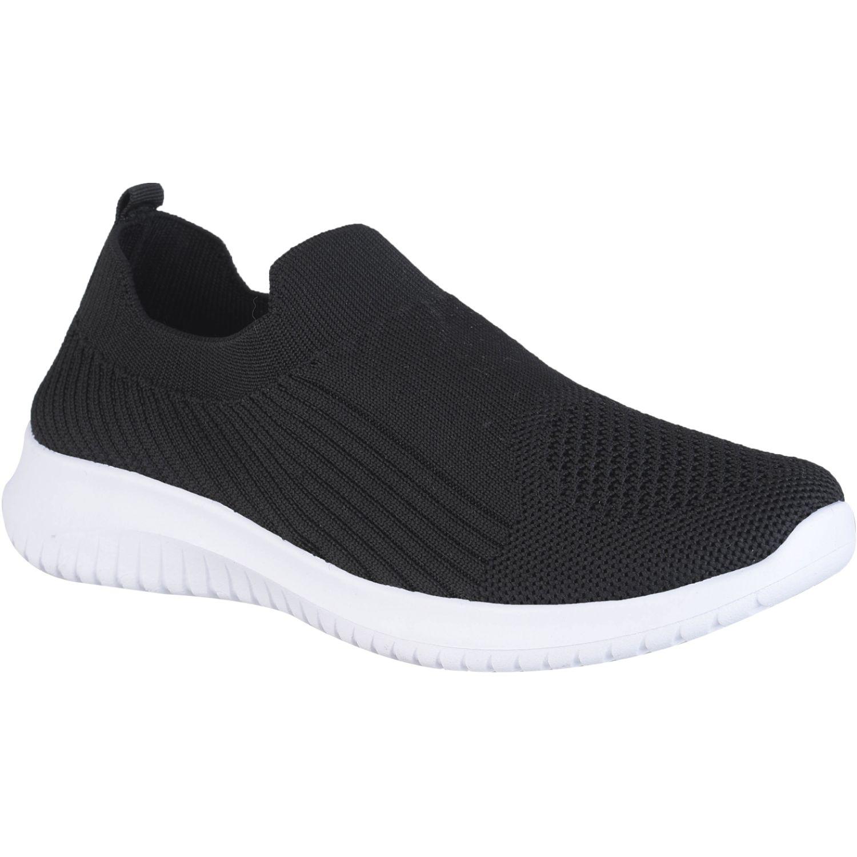 Platanitos Z 4023 Negro Zapatillas de moda