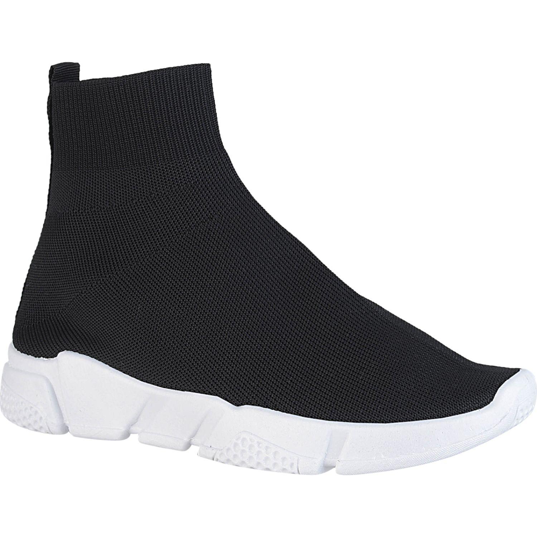 Platanitos Zb 4083 Negro Zapatillas de moda