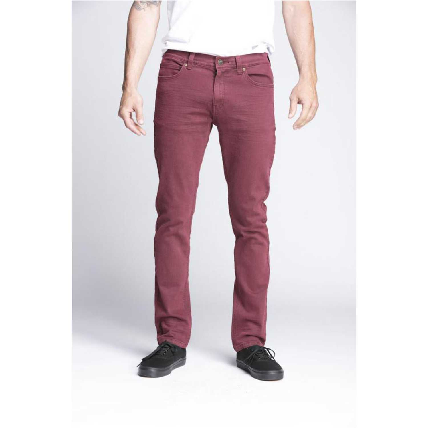 Casual de Hombre Lee Vino macky color